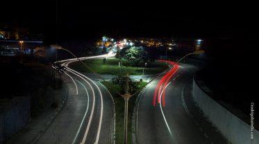 Fotos Noturnas cidade Jundiaí