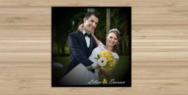 Álbum de Casamento – Lilian & Emerson – Chácara Savoy Jundiaí-SP