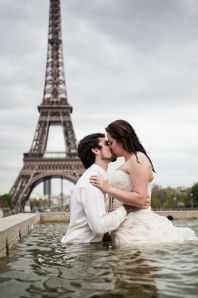 trash the dress paris